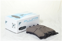 Fujita Brake Lifestyle Pads for 2003-2005 GMC Safari