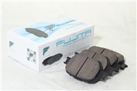 Fujita Brake Lifestyle Pads for 2005-2010 Scion tC