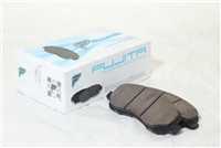 Fujita Brake Lifestyle Pads for 2001-2005 Mitsubishi Eclipse Coupe and Spyder