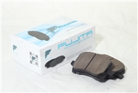 Fujita Brake Lifestyle Pads for 2005-2006 Pontiac Pursuit