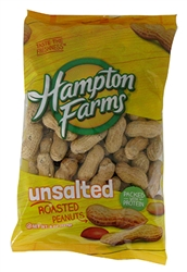 Roasted Un-Salted Peanuts - 15 Bags