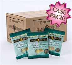 Maui Onion Macadamia Nuts 0.5oz Mini Bags