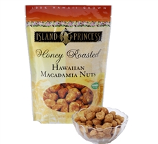 Honey Roasted Macadamia Nuts resealable Bags