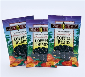 Chocolate Covered Coffee Beans