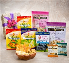 Naturally Onolicious Gift Basket - Give the gift of Health