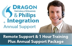Dragon & Philips Integration with Annual Support