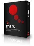 MSRS Conference and Court Recording System