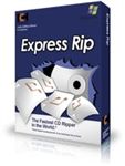 Express Rip CD Ripper Software