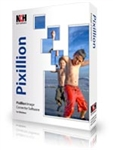 Pixillion Image Converter Software