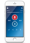 Philips LFH0743 Dictation Recorder for IPhone