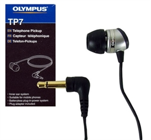 Olympus TP-7 telephone pickup
