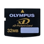 Olympus 256MB XD Card
