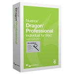 Dragon Professional wireless Individual for Mac V6