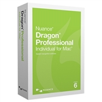 Dragon Professional Individual for Mac V6 upgrade - S681X-K00-6.0