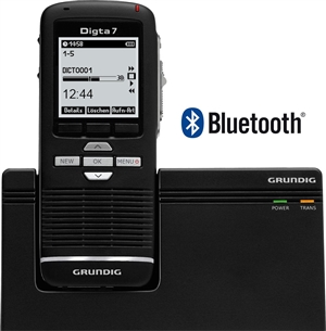 Grundig Digta 7 Premium with Bluetooth