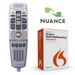 Olympus RecMic DR-2200 with Dragon NaturallySpeaking 13