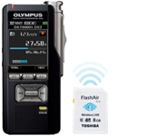 Olympus DS-7000 FlashAir Premium Kit