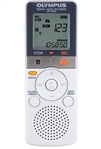 Olympus VN-7800 (4GB) Digital Voice Recorder non PC model inc. Batteries and Case
