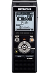 Olympus WS-853 Digital Voice Recorder Black (8GB) inc. Rechargeable Ni-MH Batteries and Case
