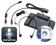 Olympus AS-7000 Transcription Kit + ODDS (+1Y License)