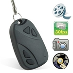 Spy Camera Keyring Fob