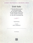 ANDERSON, Leroy (1908-1975) - Irish Suite (complete) (1947 Boston Pops version). ALFRED PUBLISHING CO.