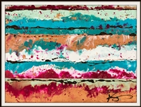 Encaustic Billings