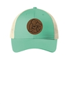 Port Authority Low-Profile Snapback Trucker Cap
