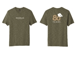 District Men's Medal Tee