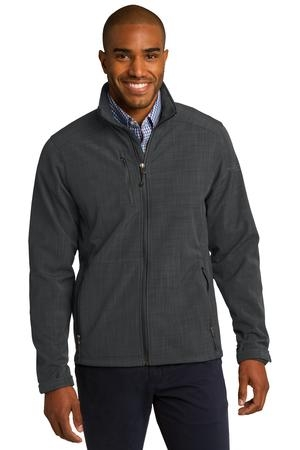 Eddie Bauer Men's Crosshatch Soft Shell Jacket