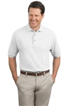 Port Authority Men's Pique Knit Polo