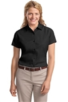 Port Authority Ladies S/S Easy Care Twill