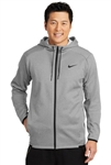 Nike Men's Therma-FIT Textured Fleece Full-Zip Hoodie