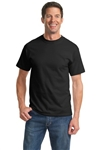 Embroidered Men's 100% Cotton T-Shirt