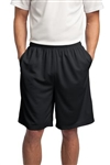 Sport-Tek Posi-Charge Mesh Shorts