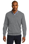 Port Authority Men's V-Neck Sweater