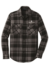 Port Authority Men's Plaid Flannel Tunic