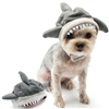 Shark Hat Dog Costume
