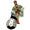 Halloween Dog Costume | King Tut