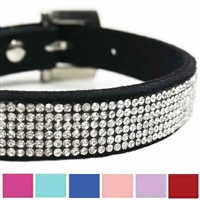 VIP Rhinestone Dog Collars
