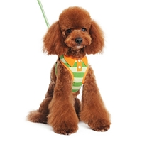 Striped Polo Small Dog Harness