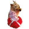 Puppy Love Designer Dog Dress