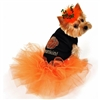 Lil' Pumpkin Tutu Halloween Dog Costume