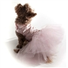 Prima Ballerina Pink Designer Dog Dress | The Doggie Market