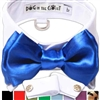 Dog Wedding Bow Tie, Cuffs and Collar Set