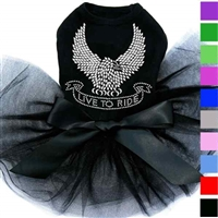 Dog Tutu Dress | Live to Ride