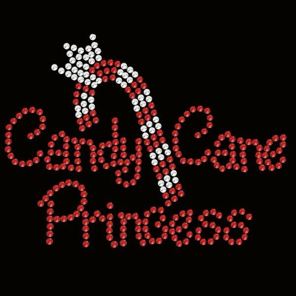 Christmas dog dress candy cane princess for Princess cane