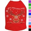 Christmas Dog Shirt | Let it Snow