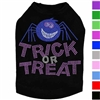 Halloween Trick or Treat Dog Shirt