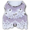Lavender and Lace Designer Dog Harness Vest